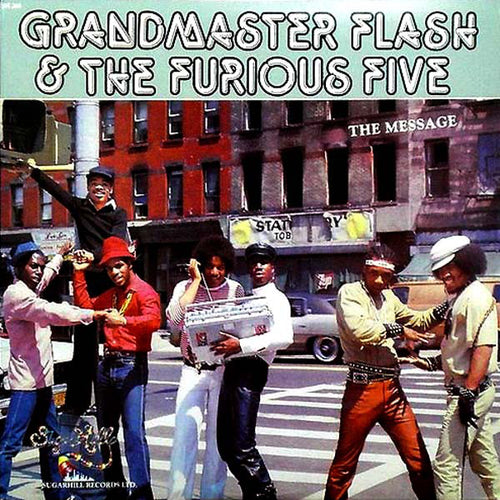 Grandmaster Flash & The Furious Five | The Message (New)