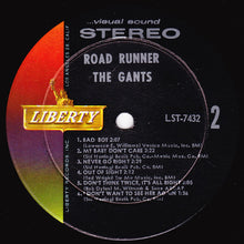 Load image into Gallery viewer, The Gants | Road Runner