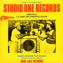 Load image into Gallery viewer, Various | The Legendary Studio One Records (Original Classic Recordings 1963-1980) (New)