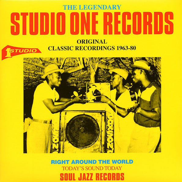 Various | The Legendary Studio One Records (Original Classic Recordings 1963-1980) (New)