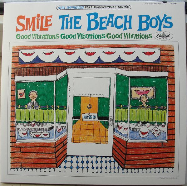 The Beach Boys | Smile Sessions (New)