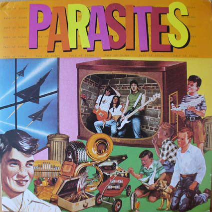 Parasites | Pair Of Sides
