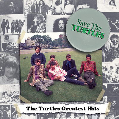 The Turtles | Save The Turtles: The Turtles Greatest Hits (New)