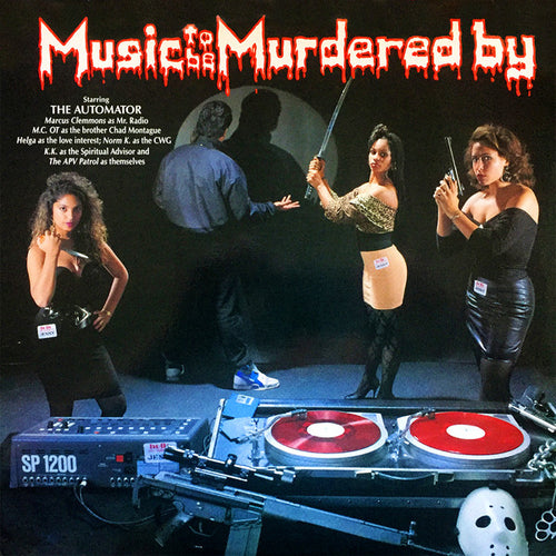 Dan The Automator | Music To Be Murdered By