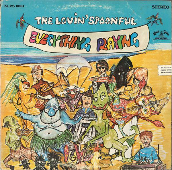 The Lovin' Spoonful | Everything Playing