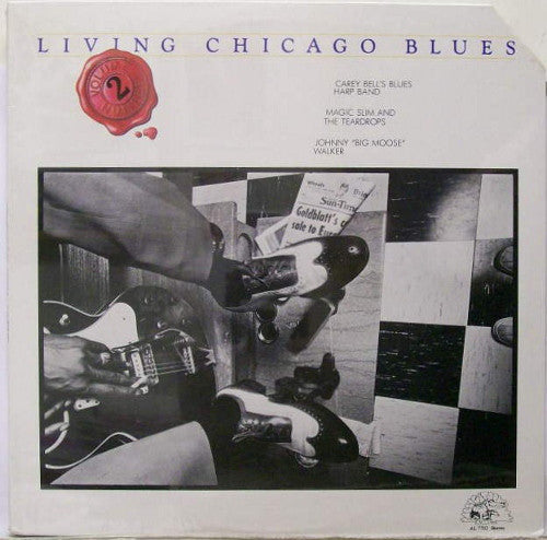 Carey Bell's Blues Harp Band | Living Chicago Blues Volume 2 (New)