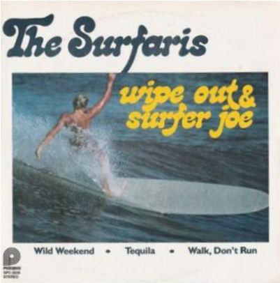 The Surfaris | Wipe Out & Surfer Joe (New)