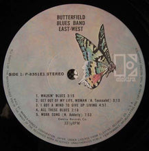 Load image into Gallery viewer, The Paul Butterfield Blues Band | East-West