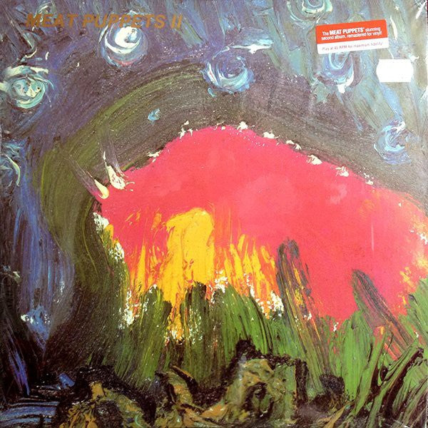 Meat Puppets | Meat Puppets II (New)