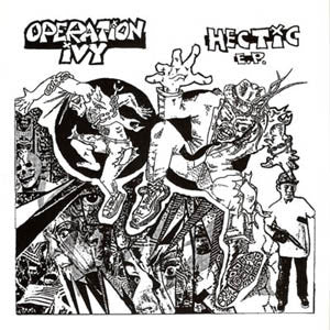 Operation Ivy | Hectic E.P. (New)