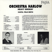 Load image into Gallery viewer, Orchestra Harlow | Heavy Smokin' (New)