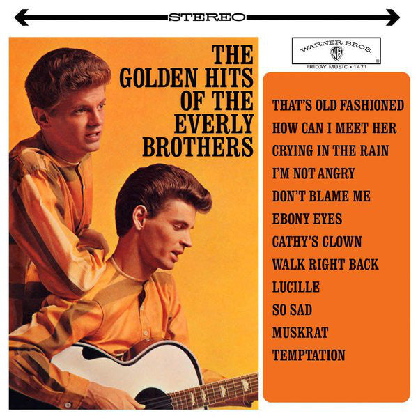 Everly Brothers | The Golden Hits Of The Everly Brothers