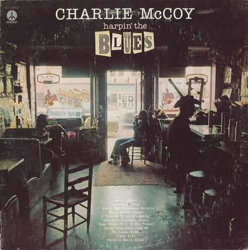 Charlie McCoy | Harpin' The Blues