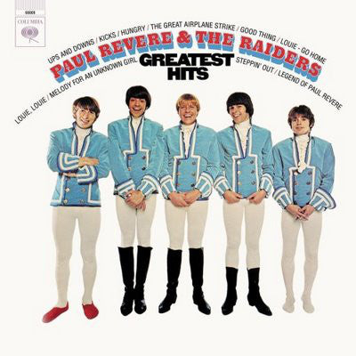 Paul Revere & The Raiders | Greatest Hits (New)