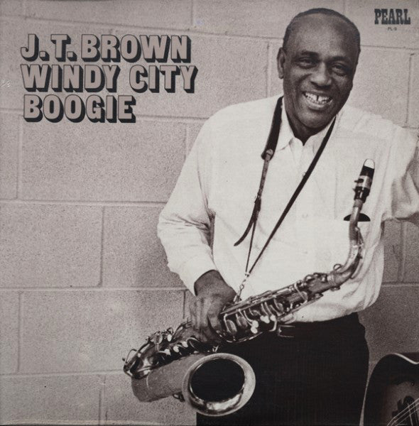 J.T. Brown | Windy City Boogie