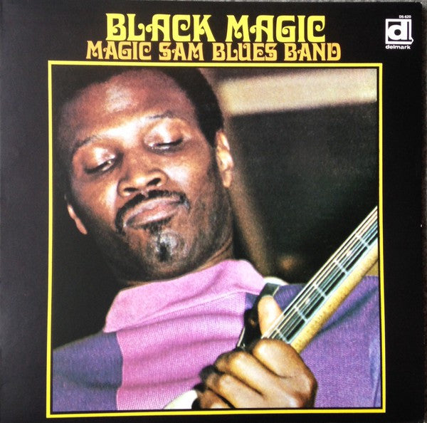 Magic Sam Blues Band | Black Magic (New)