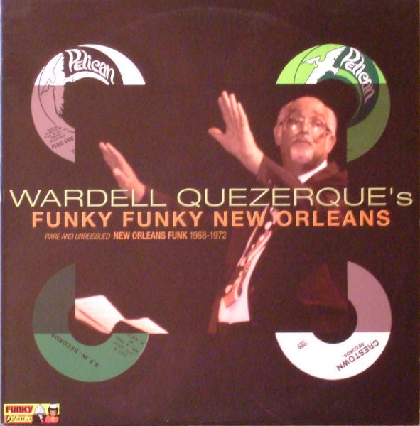 Various | Wardell Quezerque's Funky Funky New Orleans (New)
