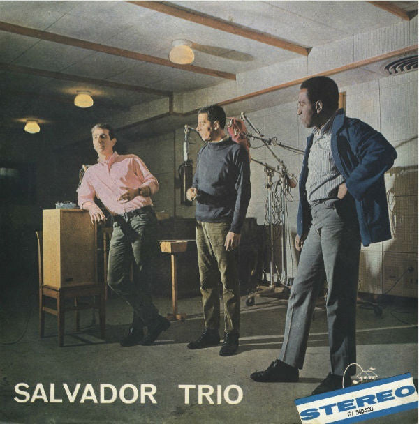 Salvador Trio | Tristeza (New)