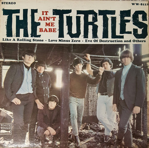 The Turtles | It Ain't Me Babe