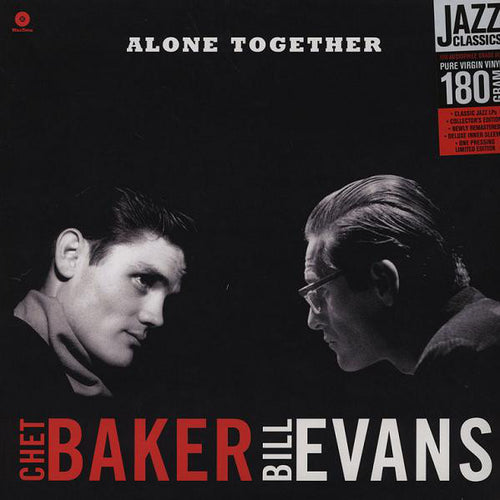 Chet Baker | Alone Together (New)