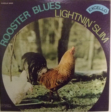 Lightning Slim | Rooster Blues (New)