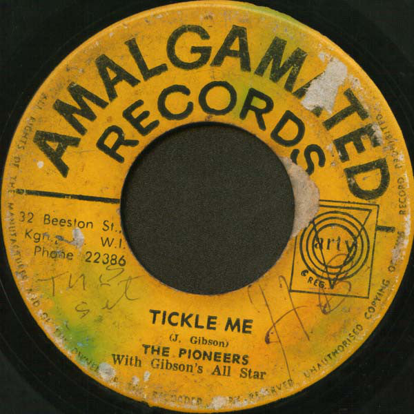 Count Sticky | Train To Soulsville / Tickle Me