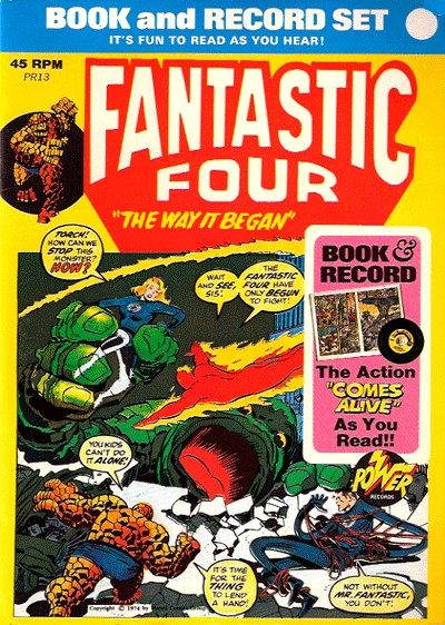 Unknown Artist | Fantastic Four: The Way It Began