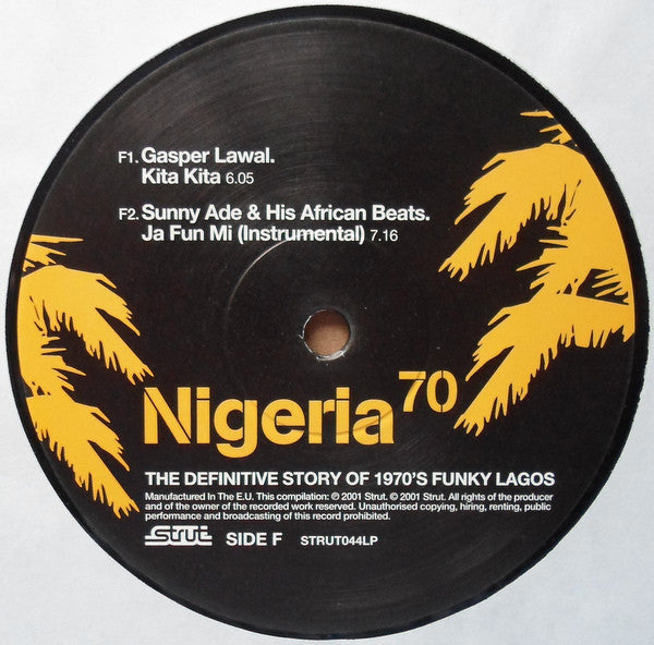 Various | Nigeria 70 (The Definitive Story of 1970's Funky Lagos) (New)