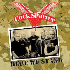 Cock Sparrer | Here We Stand