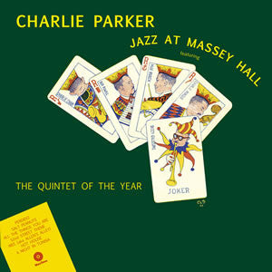 Charlie Parker | Jazz At Massey Hall (New)