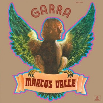 Marcos Valle | Garra (New)