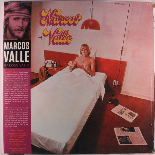 Marcos Valle | Marcos Valle  (New)
