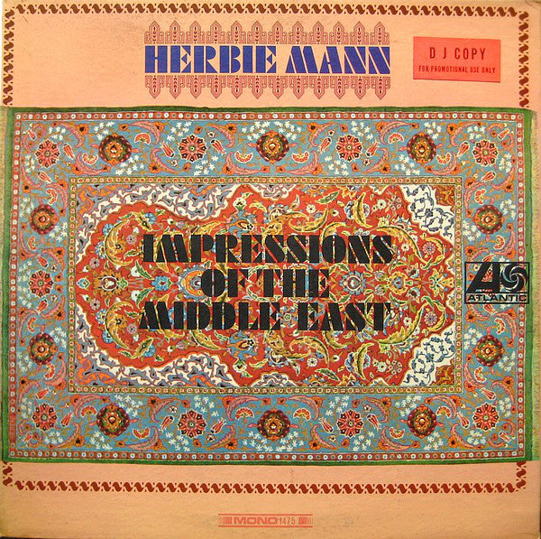 Herbie Mann | Impressions Of The Middle East