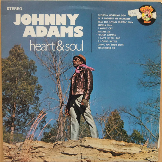Johnny Adams | Heart & Soul