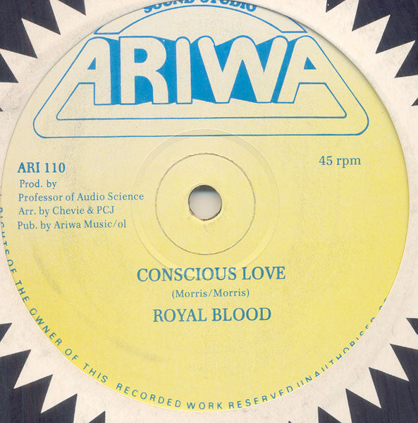 Royal Blood (2) | Conscious Love