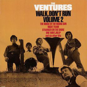 The Ventures | Walk, Don't Run Vol. 2