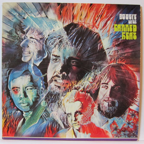Canned Heat | Boogie With Canned Heat