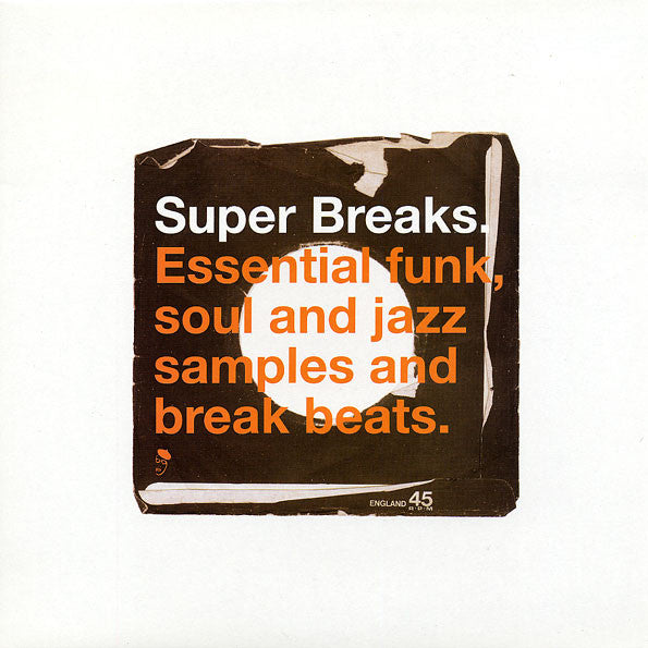 Various | Super Breaks. Essential Funk, Soul And Jazz Samples And Break Beats (New)