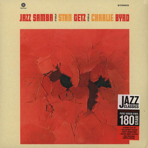 Stan Getz | Jazz Samba (New)