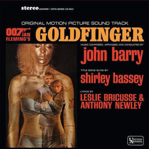 John Barry | Goldfinger (Original Motion Picture Sound Track) (New)