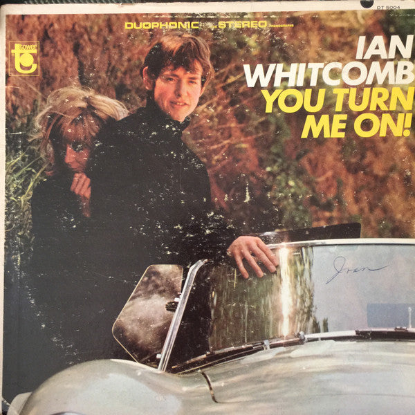 Ian Whitcomb | You Turn Me On!