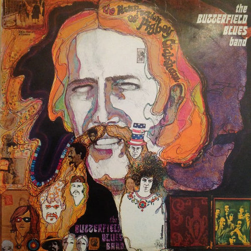 The Paul Butterfield Blues Band | The Resurrection Of Pigboy Crabshaw