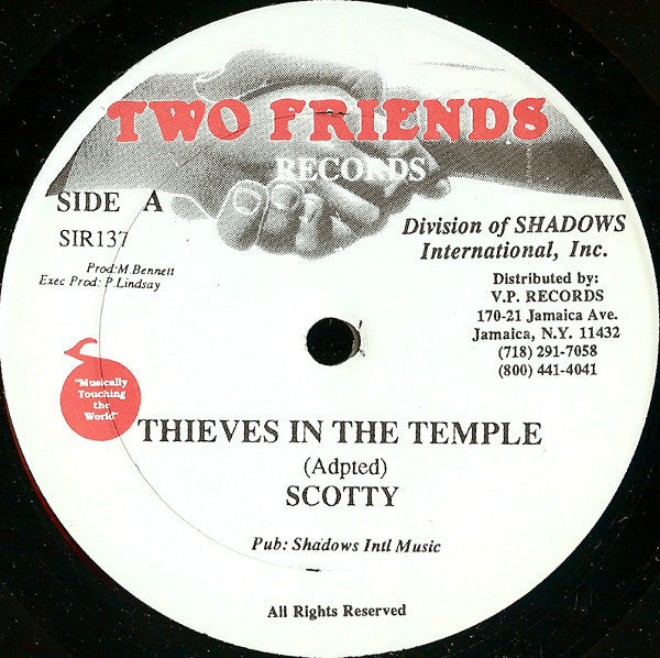 Scotty (2) | Thieves In The Temple