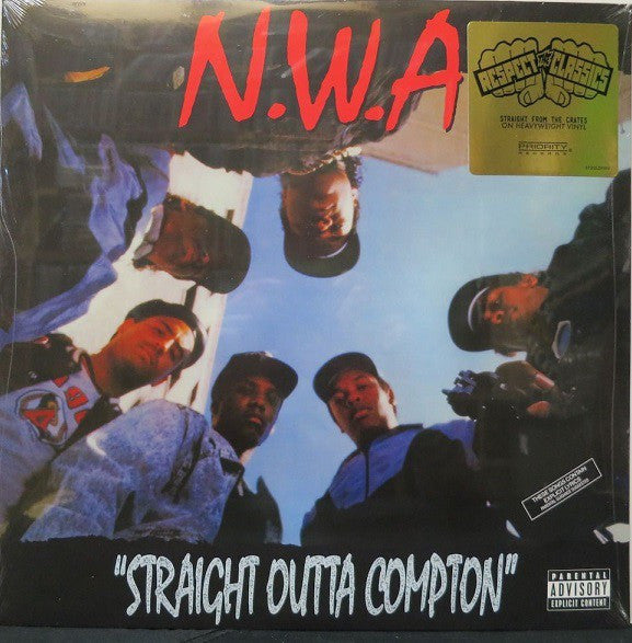N.W.A. | Straight Outta Compton (New)