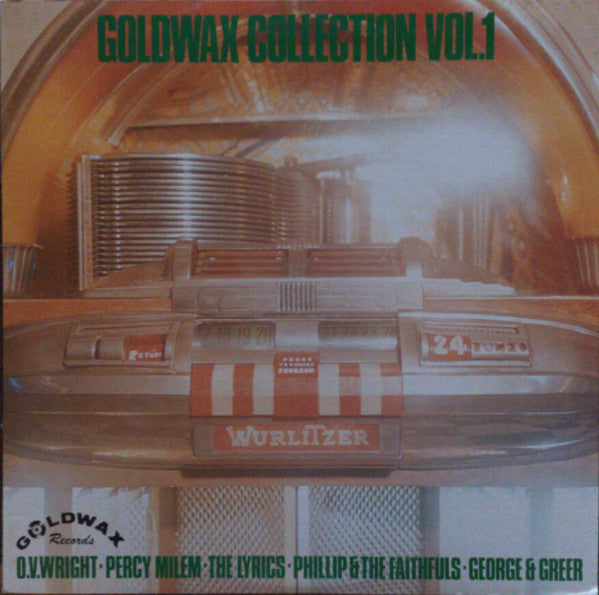 Various | Goldwax Collection Vol.1