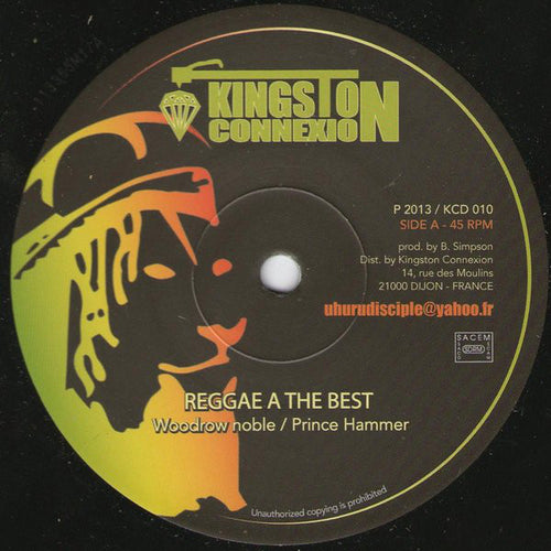Woodrow Noble | Reggae A The Best