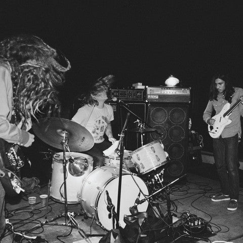 Fuzz (16) | Live In San Francisco (New)