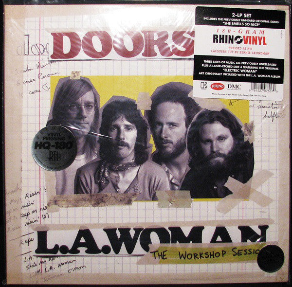 The Doors | L.A. Woman: The Workshop Sessions (New)