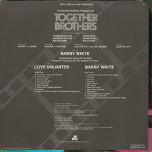 Load image into Gallery viewer, Barry White | Together Brothers (Original Motion Picture Soundtrack)