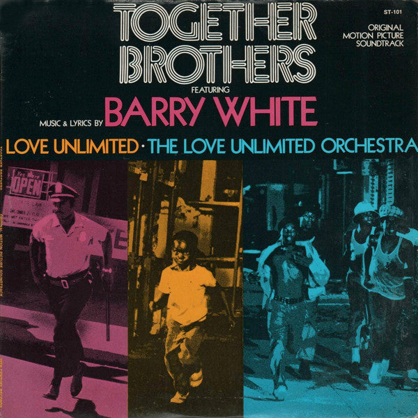 Barry White | Together Brothers (Original Motion Picture Soundtrack)